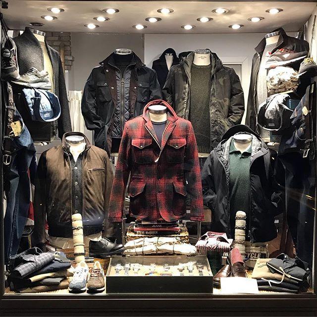 2017/11/20 00:04:01 gmstore1999 #G&MStore#Fall/Winter#collection#ManifattureCeccarelli#Stewart#leather#Baracuta#Barbour#Londinese#Ero#Edwin#jeans#RoyRogers#AlphaStudio#Jurta#GoldenAge#Deperlù#Xacus#Portofiori#SpringStreet#EntreAmis#Santaniello#Oak's#