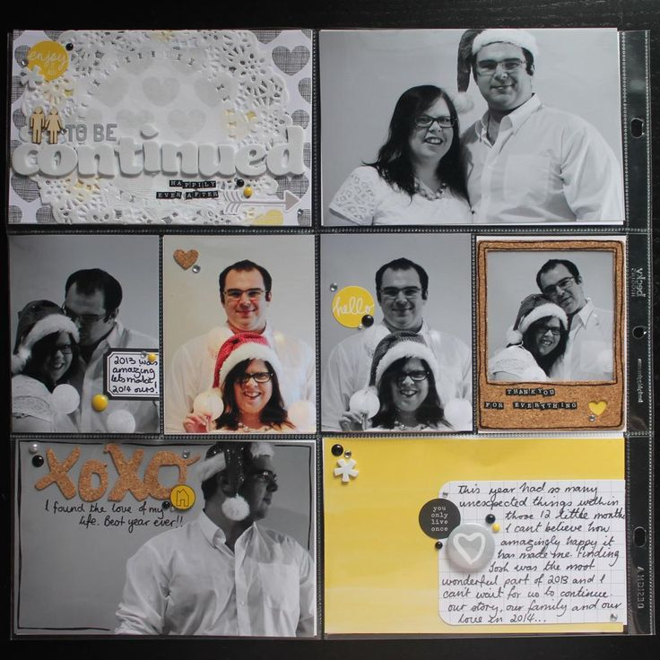 2013 Project Life Last Page by Renae Finlayson, using Polly! Scrap Kits March 2014 Jellybeans kit {with bonus process video}