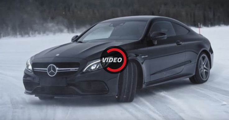 Project Cars 2 Replicates Ice Driving With Nic Hamilton #AMG #Games