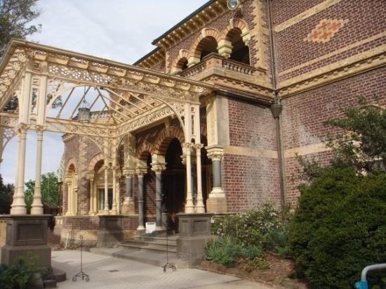 Rippon Lea House - mansion & gardens