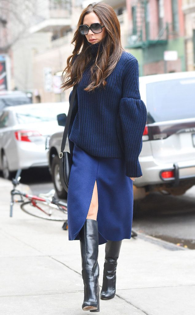 Celeb stylist Sophie Lopez, who's responsible for dressing best friend Kate Hudson, wants everyone to know the turtleneck is back and it's cooler than ever. (Clearly, Victoria Beckham agrees.)Tohelp prove her point, she's picked out some recent favs for you to drool over. (And then we've picked out some more affordable ones inspired by those designer picks.)