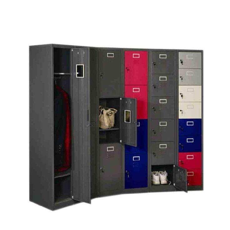 steel storage cabinet with lock