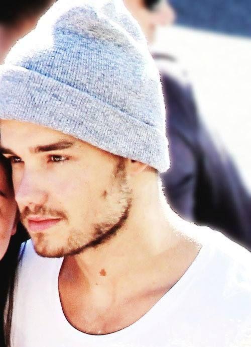 Cute cozy beanie Liam and scruffy beard Liam DO NOT GO ...