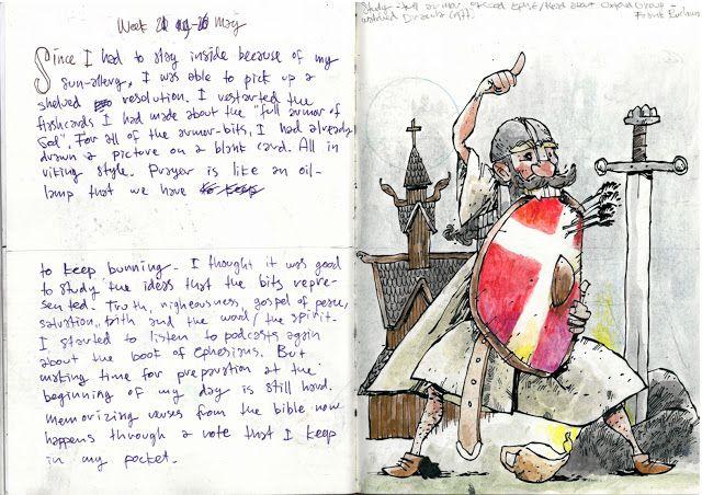 Drawing Diary: Week 21 2013 nr1