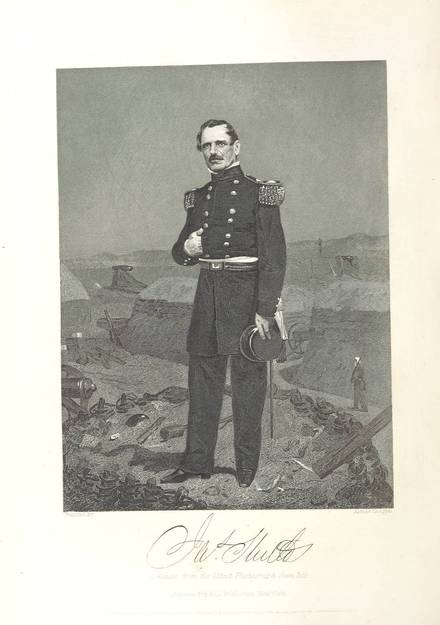 A history of the famous people of the american civil war