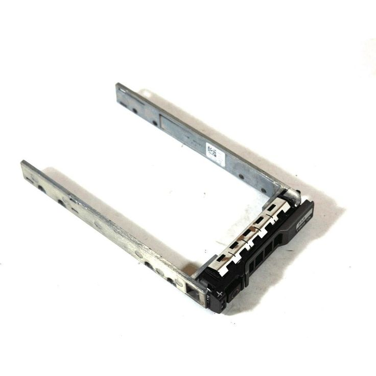 "Genuine Dell Computer Hard Drive Caddy 2.5"" Tray WX387"