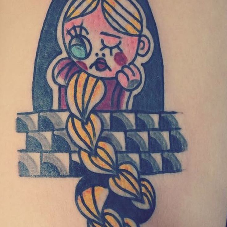 40 Fairy Tale Tattoos For When You Need A Lil Magic