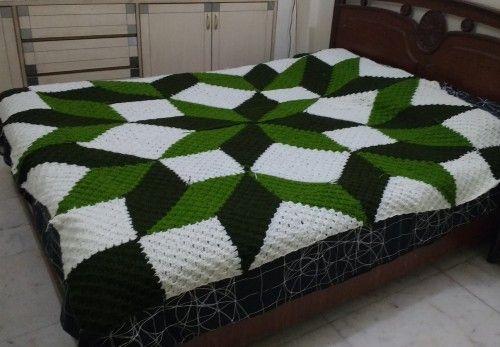 Crochet For Children: Carpenter Wheel in C2C - Free Pattern