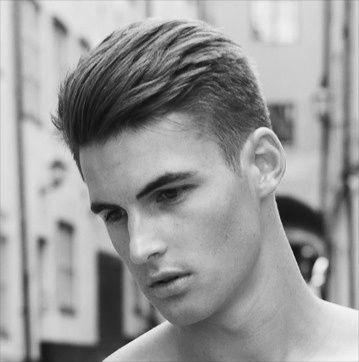 Hipster hairstyles men undercut
