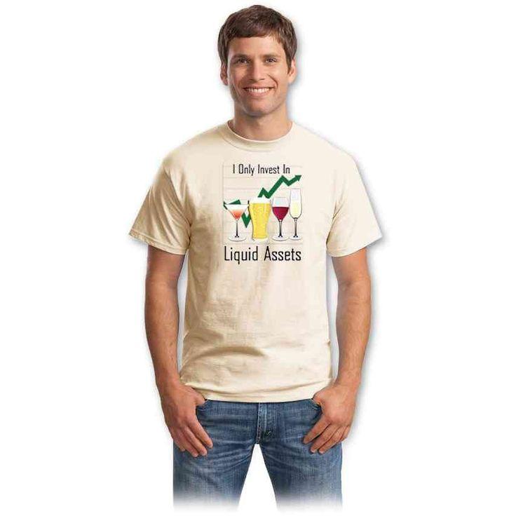 Tricoul alchool invest este un tricou unisex, confectionat din bumac 100%, care atrage atentia prin imprimeul sau inedit. Acest tricou este disponibil in diferite culori si marimi si se poate cumpara conservat in doza de bere, fiind un cadou perfect pentru orice ocazie. #cadouripentrubarbati #tricouri #tricouribarbati #cadouritraznite