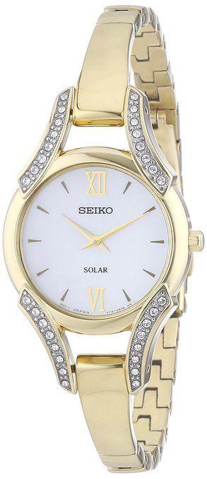 Seiko Solar, Orologio da polso Donna: Seiko: Amazon.it: Orologi