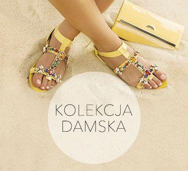 #Apia płaskie sandały z kamieniami Swarovskiego. #moda #glamour #luksus