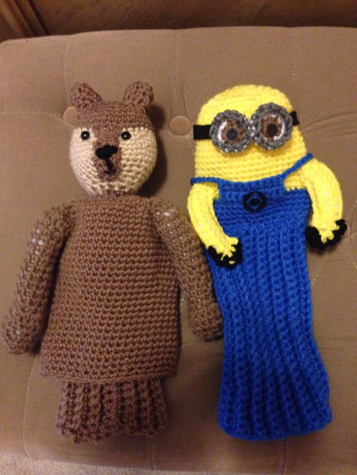 Amigurumi Golf Club Covers : 45 best images about GOLF on Pinterest Free crochet ...
