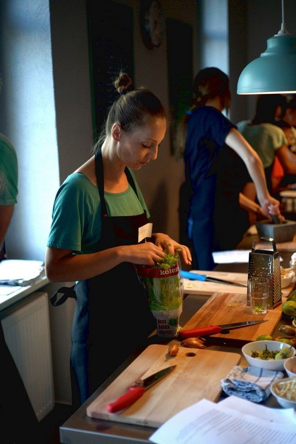 Warsztaty kulinarne w Zabrzu