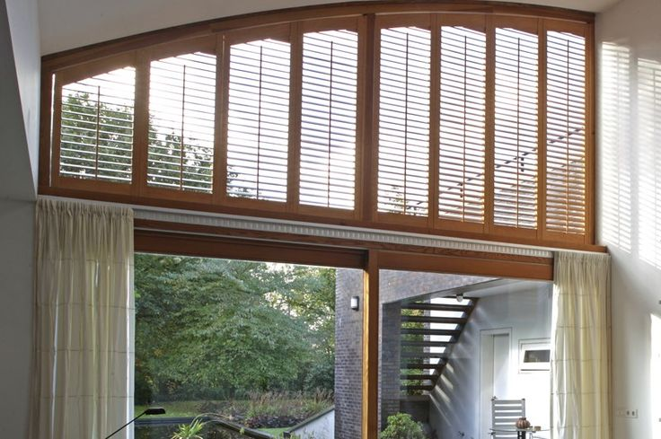 Shutters for Uniquely Shaped Windows
