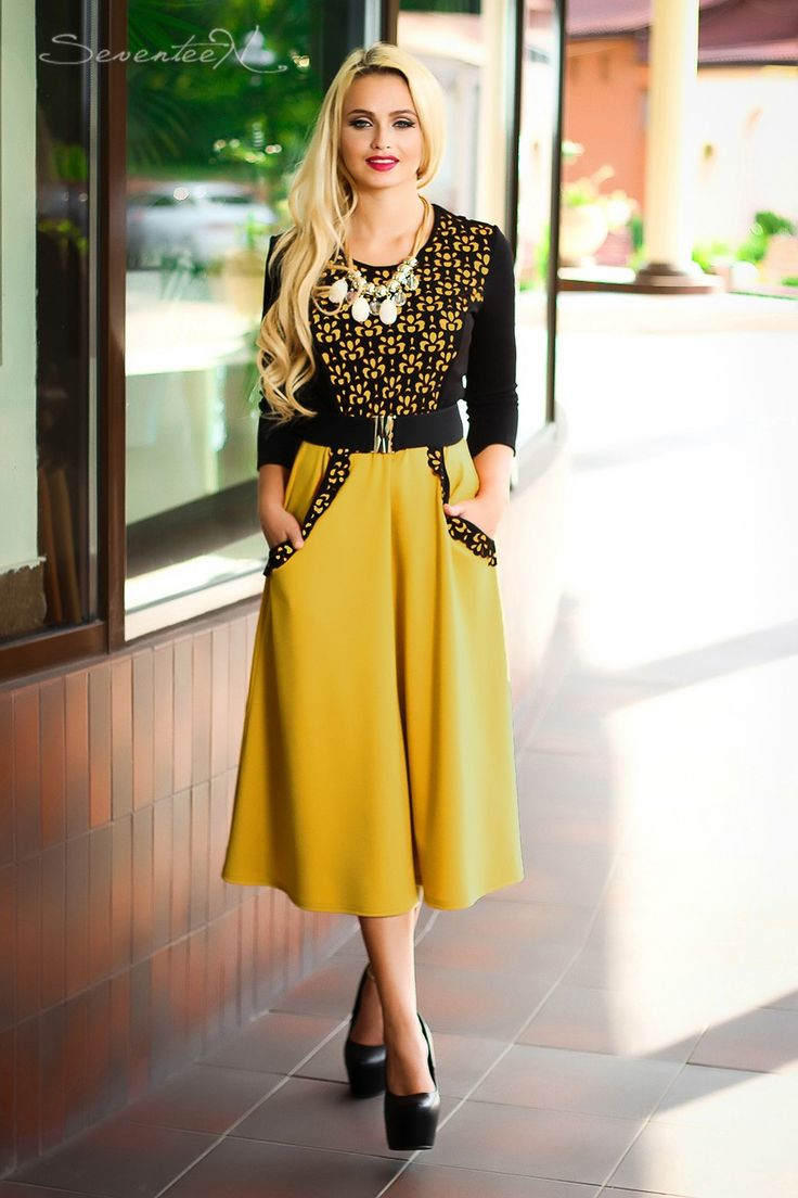 Платье 0558 - Интернет-магазин - Seventeen - магазин молодежной одежды
