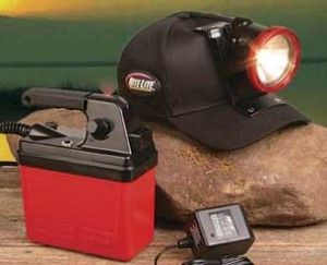 Coon hunting supplies that provide light also help reveal where the animal may be. When light hits a raccoon's eyes, it reflects the light back.