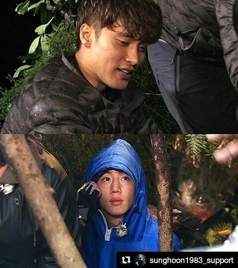 8 個讚,1 則留言 - Instagram 上的 Debbie Moh(@debbie_moh):「 #Repost @sunghoon1983_support ・・・ [ EP267 ON AIR tonight ] #SUNGHOON #Mark  #SBS  program <Jungle's… 」
