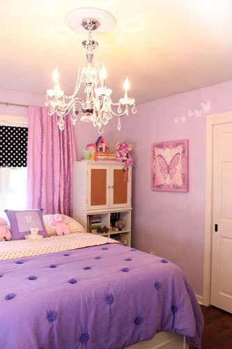 Best 25 purple girl rooms ideas on pinterest girls bedroom purple purple kids rooms and - Little girl purple bedroom ideas ...
