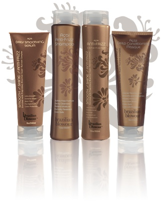 Brazilian Blowout Aftercare Products
