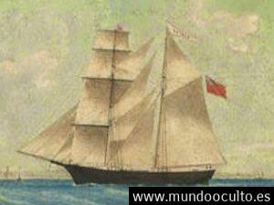 El bergantín Mary Celeste