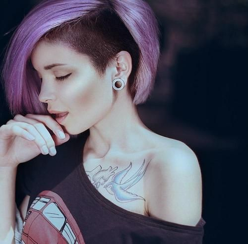 Prime 1000 Images About Sidecut Hairstyles On Pinterest Short Hairstyles Gunalazisus
