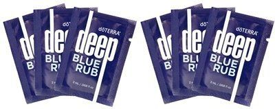 doTERRA  Deep Blue Rub Samples 20 Pack *** Check out the image by visiting the link.