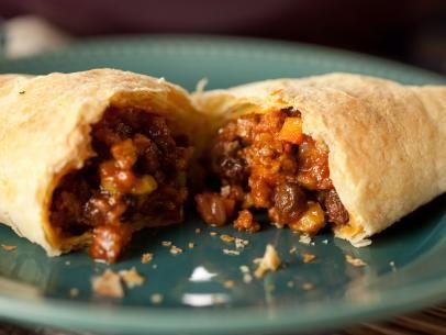 Ground Beef Empanadas (Picadillo) Recipe : Marcela Valladolid : Food Network