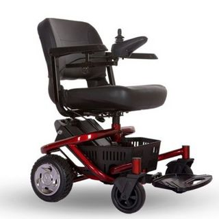 2GoAbility Quest - PThe 2GO Ability Quest is very suitable when you're looking for an electric wheelchair that can be easily transported that also offers you the opportunity to carry a thing…