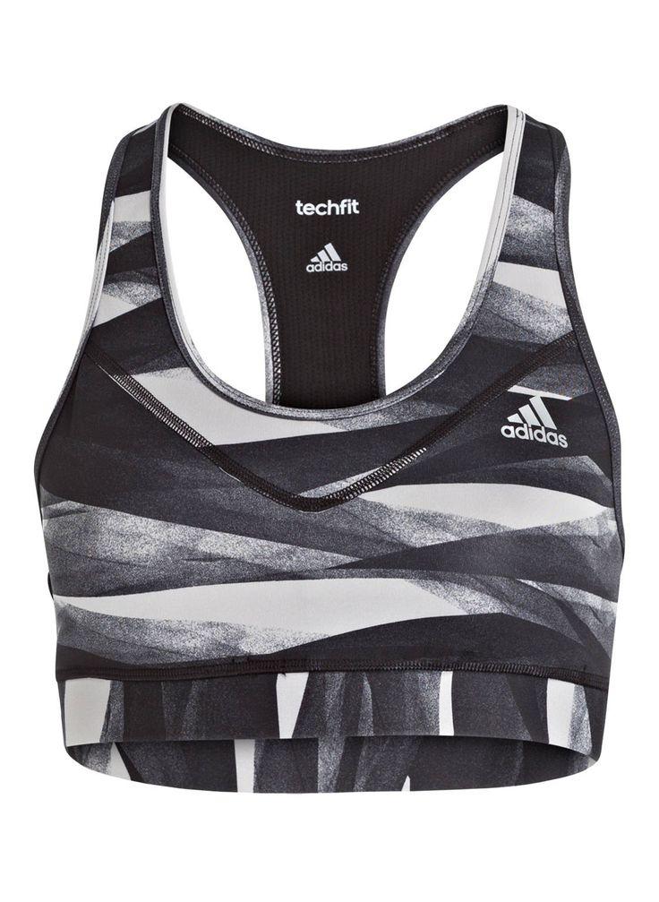 Wir haben adidas Sport-BH TECHFIT auf unsere Seite gepostet. Schaut euch an, was es sonst noch von adidas gibt.