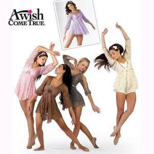 A Wish Come True Dance 2013: Homeless Heart - Child Ballet/Lyrical Dance Costume