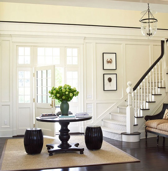 Front Foyer Jobs : Best ideas about round foyer table on pinterest