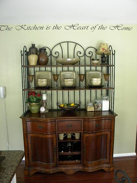 Kitchen Hutch Ideas Inspiration Decorating Design