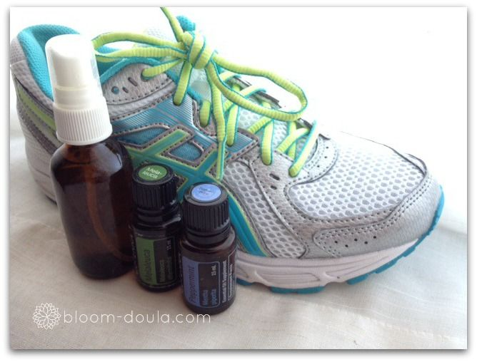 Make A Deodorizing Spray With Melaleuca And Peppermint