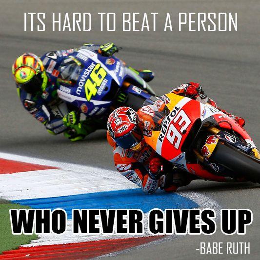 MotoGP Valentino Rossi and Marc Marquez