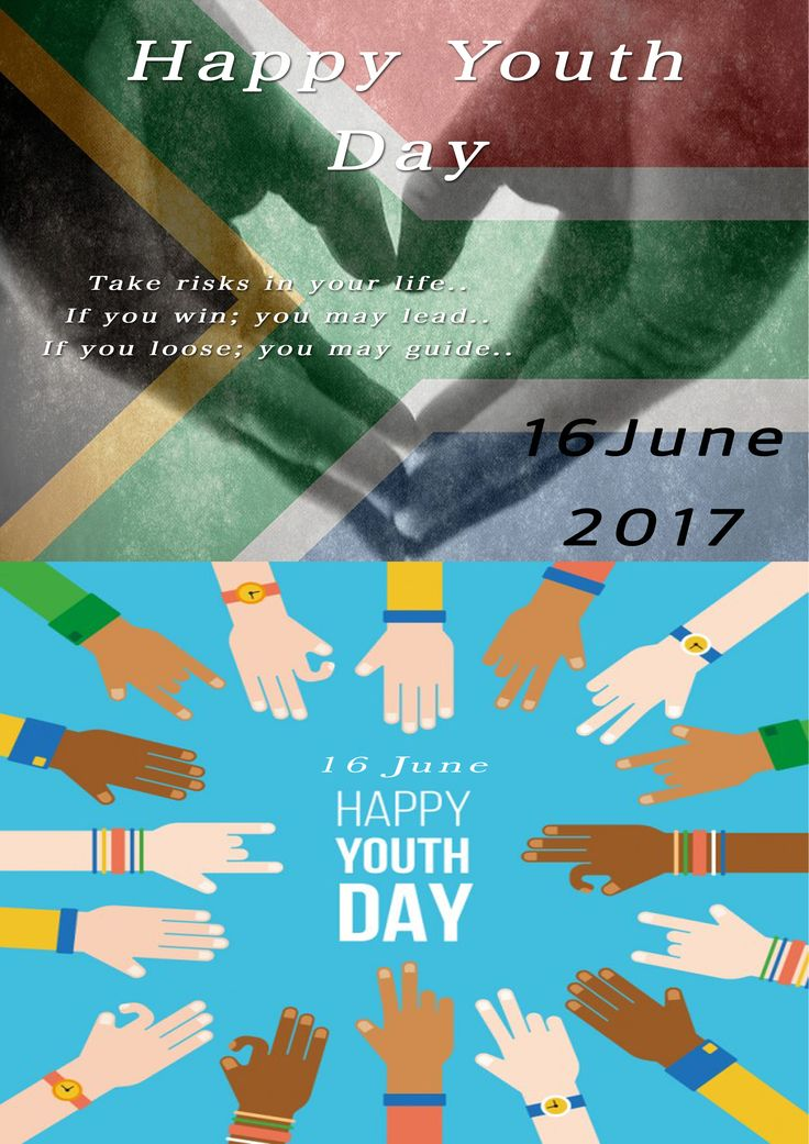 C&N would like to wish everyone a Happy Youth Day!✊