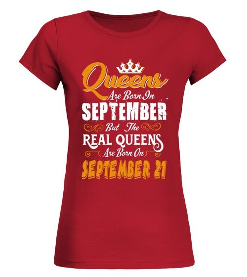 Real Queens are born on September 21 (*Partner Link)