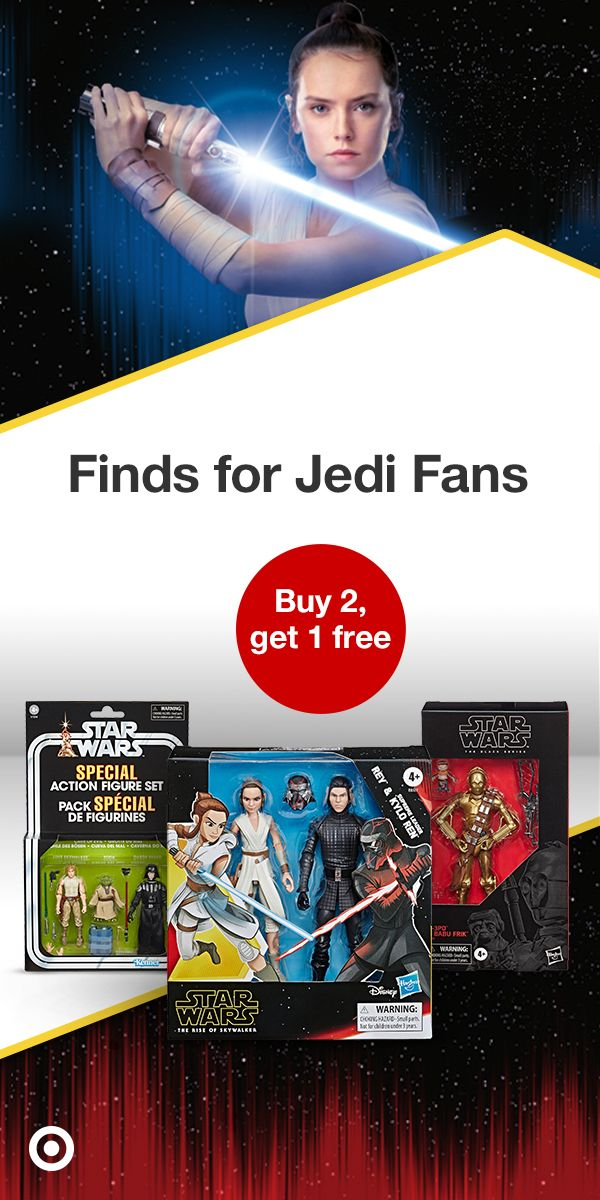 Discover A Galaxy Of Cool Finds For All The Jedi Fans You Know