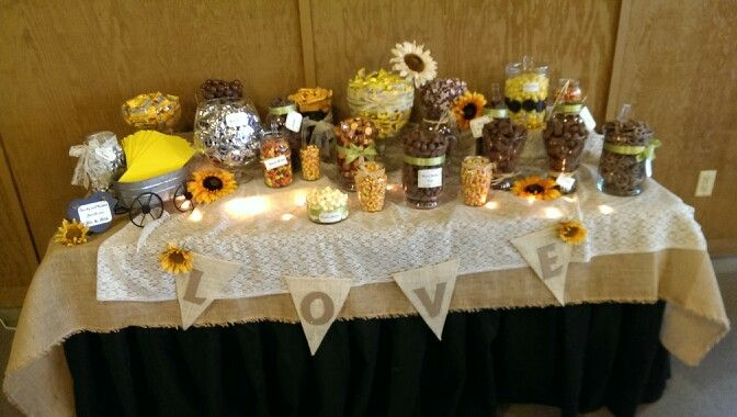 Fall Wedding Candy Buffet Ideas: 17 Best Images About Fall/Thanksgiving Candy Buffets And
