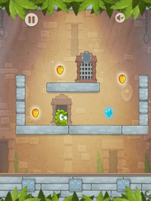 Mango Mania является платформой приключением, которое собирается собирать вкусные плоды и решить головоломоку. Вы управляете бесам, который имеет ненасытный аппетит к манго. На каждом уровне вы должны забрать три из этих фруктов и алмаз, который открывает ворота к следующему уровню. Вы не можете напрямую управлять направлением движения беса.  Источник: http://games-topic.com/142-mango-mania.html