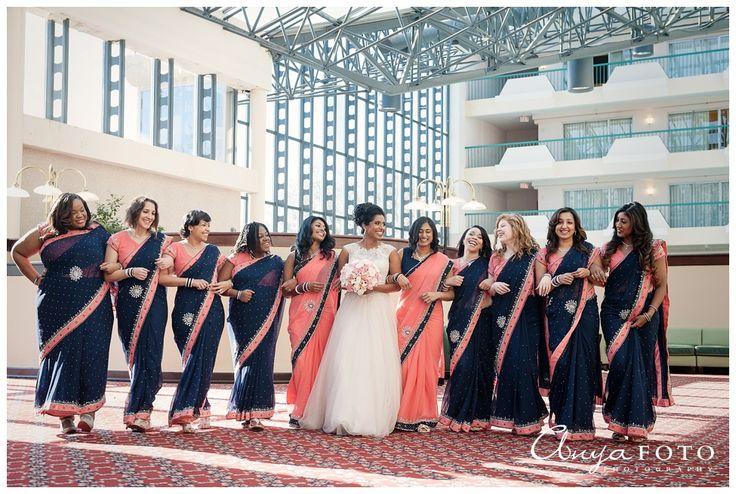 NJ Wedding Photography, Bridal Party