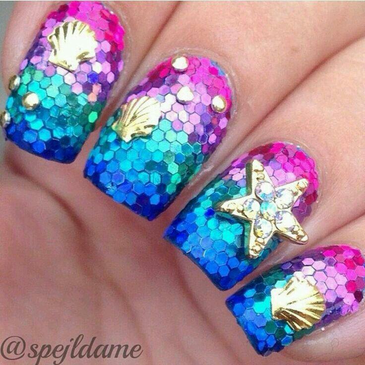 Mejores 28 imágenes de nails en Pinterest   Uñas bonitas, Clavos de ...