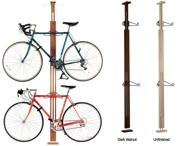 Make Your Own Bike Rack An Ikea Hack Ikea Hack Storage And