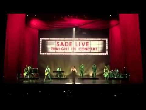 SADE LIVE IN CONCERT | BUENOS AIRES 2011 | (BRING ME HOME) - YouTube