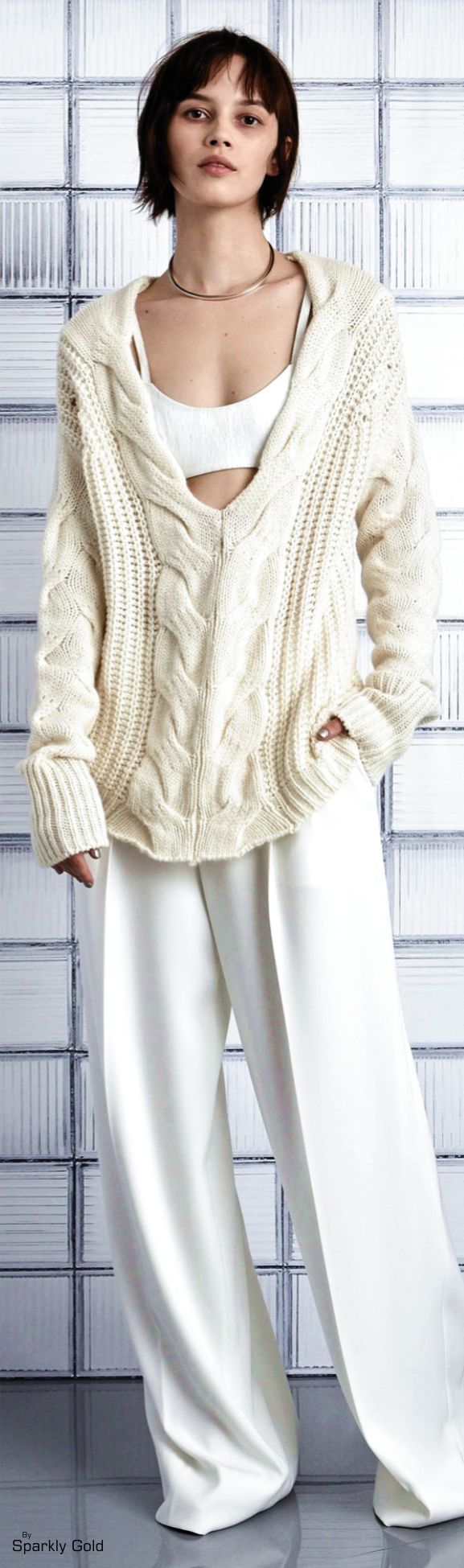 Tess Giberson Resort 2016 women fashion outfit clothing style apparel @roressclothes closet ideas