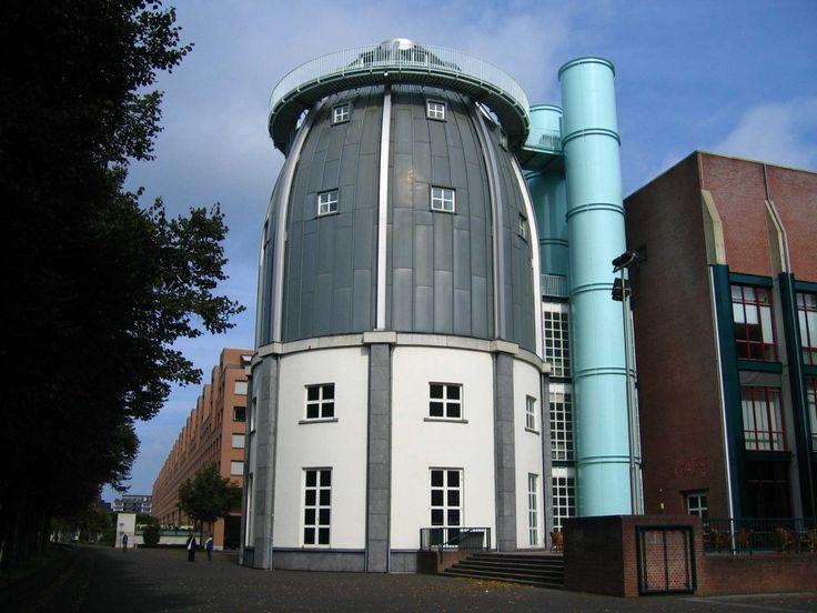 Bonnefanten Museum, Aldo Rossi | Maastricht | Netherlands | MIMOA