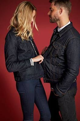 Warm up to our Trucker Jacket on those chilly nights out. #LiveInLevis Shop the all new winter collection at #Levi's #ForumCourtyard