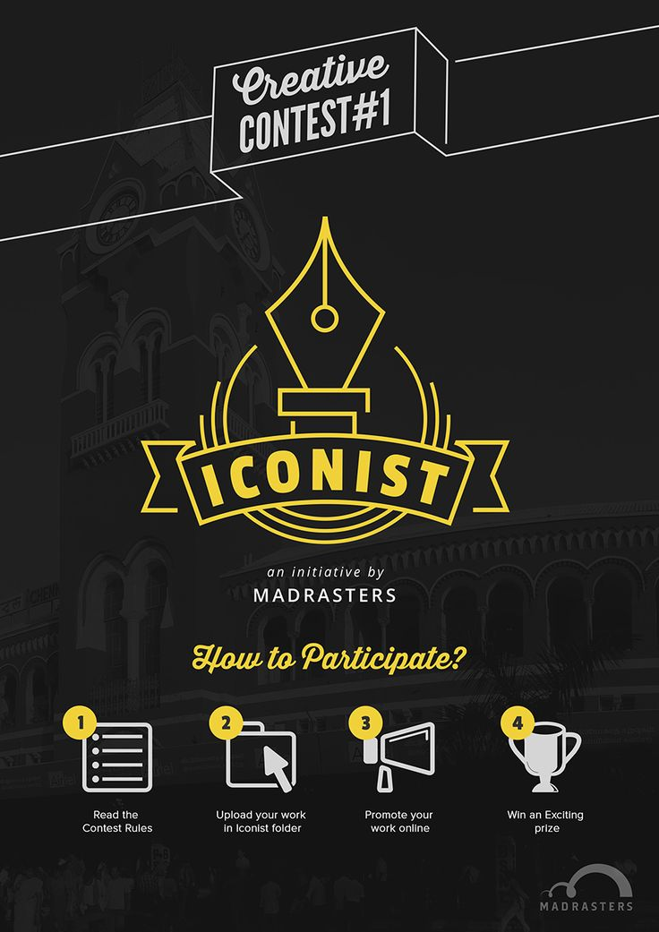 Any #Iconist out there?  Wondering how to become an Iconist? It's really easy, before you start designing please do read out our contest rules and Upload your files in a given link | https://www.facebook.com/media/set/?set=oa.535357619888560&type=1  Rules: https://www.facebook.com/groups/madrasters/535358609888461/  Thanks and we are looking forward to get your submissions.