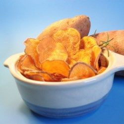 Cinnamon Sweet Potato Chips - Allrecipes.com