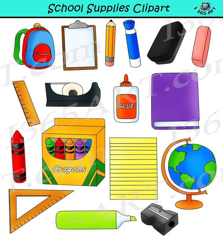 School Supplies Clipart – Back To School Commercial Graphics by Clipart 4 School - https://clipart4school.com/product/school-supplies-clipart-commercial/?utm_content=buffer3c44a&utm_medium=social&utm_source=pinterest.com&utm_campaign=buffer #clipart #digital #download #graphics #png #teachersfollowteachers #teacherspayteachers #papercrafts #scrapbooking #schoolclipart